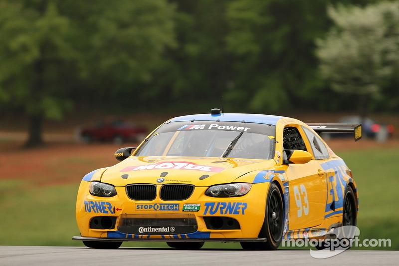 #93 Turner Motorsport BMW M3: Michael Marsal, Gunter Schaldach
