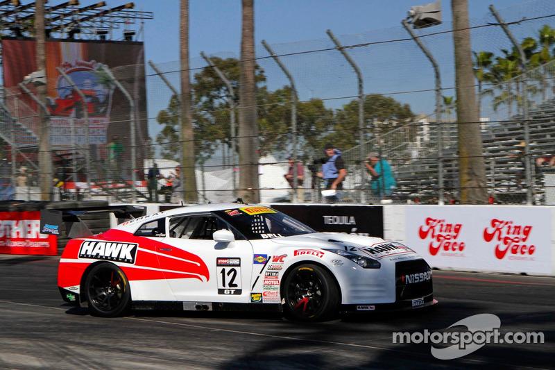 Tim Bell, CRP Racing  Nissan GTR