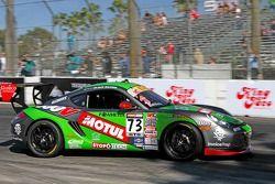 Jack Baldwin, GTSport Racing met Goldcrest Porsche Cayman S
