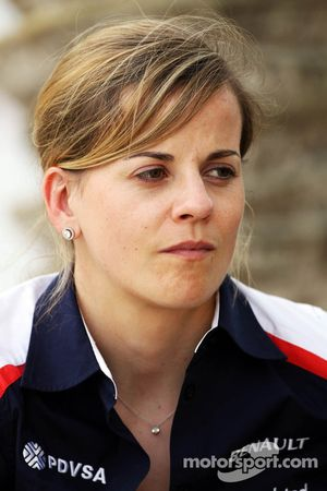 Susie Wolff, Williams Geliştirme Pilotu