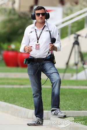 Will Buxton, NBC Sports