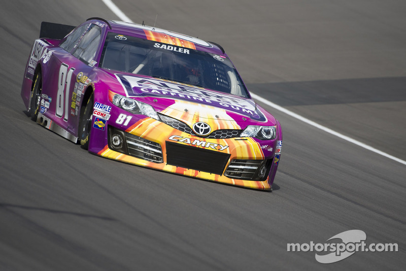 Elliott Sadler im Gibbs-Toyota