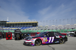 Brian Vickers, Joe Gibbs Racing Toyota