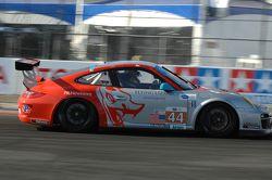 #44 Flying Lizard Motorsport Porsche 911 GT3 Cup: Brian Wong, Dion von Moltke, Spencer Pumpelly