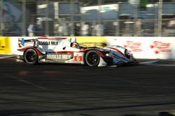 #6 Muscule Milk Pickett Racing HPD ARX-03a: Klaus Graf, Lucas Luhr