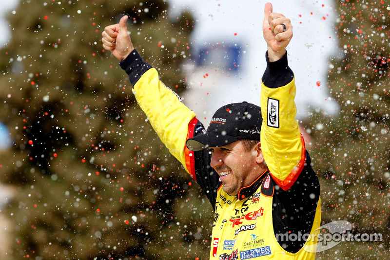 Racewinnaar Matt Crafton
