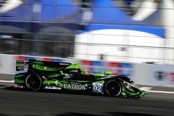 #02 Extreme Speed Motorsports HPD ARX/03b: Ed Brown, Johannes van Overbeek