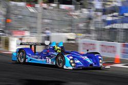#18 Performance Tech Motorsports ORECA FLM09: Tristan Nunez, Charlie Shears