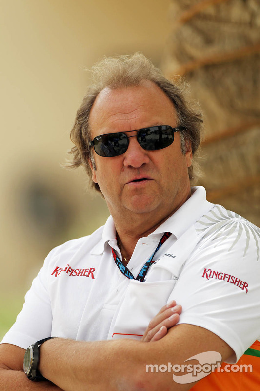 Bob Fernley, Sahara Force India F1 Team, Co-Chefe de equipe