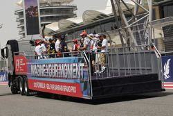 pilotu s, their parade