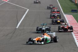 Paul di Resta Sahara Force India F1