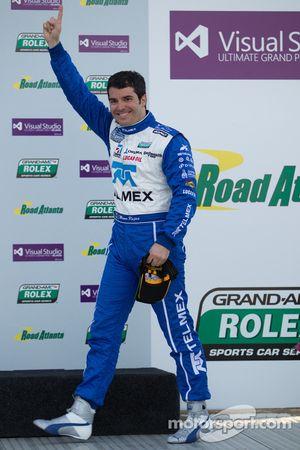 Race winner Memo Rojas