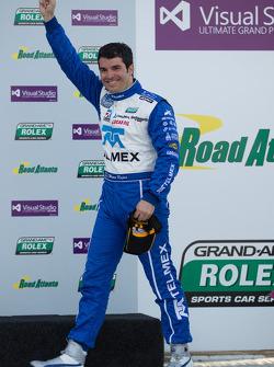 Racewinnaar Memo Rojas