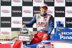 Sieger Takuma Sato, A.J. Foyt Enterprises, Honda