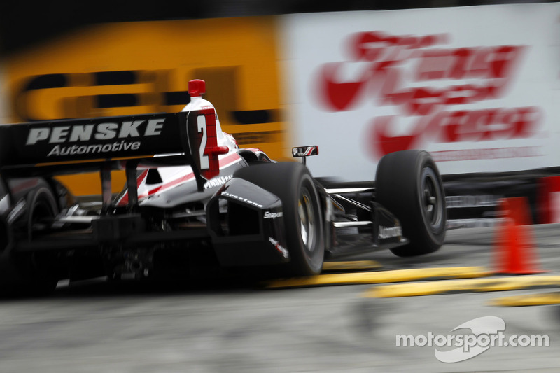 A.J. Allmendinger, Penske Racing