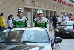 Bryan Staring y Alvaro Bautista, Go & Fun Honda Gresini