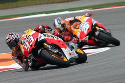 Марк Маркес і Дані Педроса, Repsol Honda Team