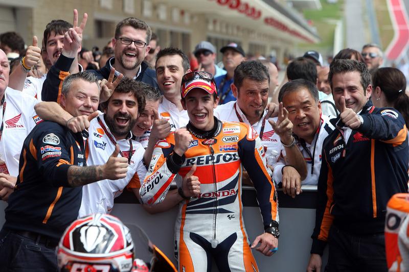 2013 - Première victoire en MotoGP
