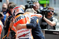Winnaar Marc Marquez, Repsol Honda Team