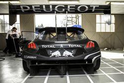 De Peugeot 208 T16