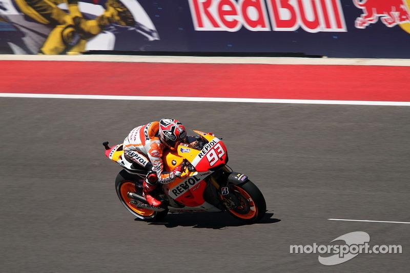 2013: GP de las Américas (MotoGP) - COTA