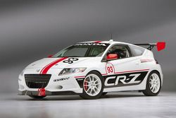 The Honda CR-Z that will race at Pikes Peak
