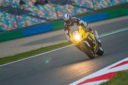 # 211 TEAM DUNLOP MOTORS EVENTS: Nicolas Cholvin, Rene Richert, Jerome Putin, Kevin Rambure