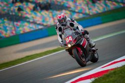 #64 ACRO RACING TEAM Yamaha: Renaud Jean, Jonathan Grimber, Ludovic Lucas