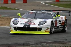 #8 Rodrive Competiçoes Ford GT: Raijan Mascarello, Felipe Tozzo