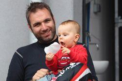 René Münnich, SEAT Leon WTCC, Münnich Motorsport, et son fils