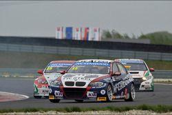 Mehdi Bennani, BMW E90 320 TC, Proteam Racing e Tom Coronel, BMW E90 320 TC, ROAL Motorsport