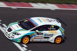 Pepe Oriola, SEAT LeÃn WTCC, Tuenti Racing
