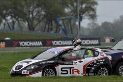 Tom Boardman, SEAT Leon WTCC, Special Tuning Racing abandona do classificação