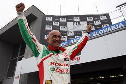 Gabriele Tarquini, Honda Civic, Honda Racing Team J.A.S. pole position