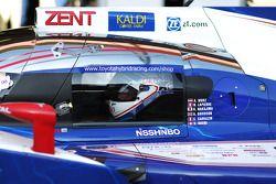 #8 Toyota Racing Toyota TS030-Hybrid: Anthony Davidson