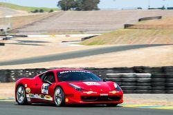 #141 Ferrari of San Francisco 458TP: John Baker