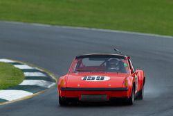 Frank Beck, Porsche 914/6