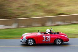 Tim Baker, Porsche 356