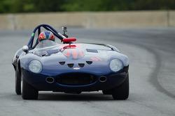 Larry Ligas, Jaguar XKE