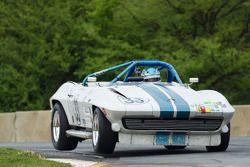 Mike Donohue, Chevy Corvette
