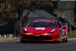 #141 Ferrari of San Francisco Ferrari 458: John Baker