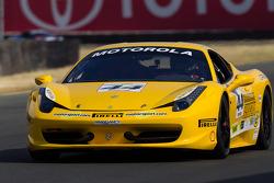 #44 Boardwalk Ferrari Ferrari 458: John Taylor