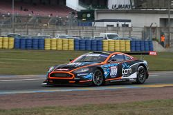 #009 Team Speed Car Aston Martin DBRS9: Serge Nauges, Thomas Nicole