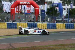 Spin voor #9 Sébastien Loeb Racing Mc Laren MP4/12C: Nicolas Tardiff, Nicolas Marroc