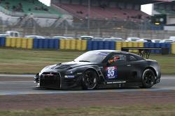 #55 JMB Racing Nissan GT-R: Nicolas Misslin, Alex Buncombe