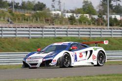 #9 Sébastien Loeb Racing Mc Laren MP4/12C: Николас Тардифф, Миколя Маррок