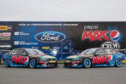 Ford Performance Racing livery onthulling