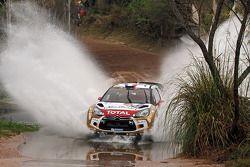 Sébastien Loeb e Daniel Elena, Citroën DS3 WRC, Citroën Total Abu Dhabi World Rali Team