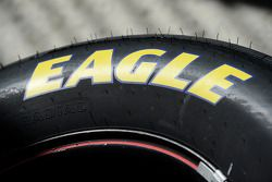 Goodyear Eagle detail