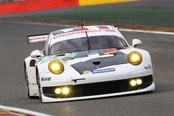 #93 Porsche AG Team Manthey Porsche 911 RSR: Marc Lieb, Richard Lietz, Romain Dumas